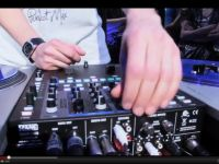 DJ Vajra Showcase at NAMM 2012