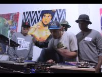 Table Manners Ep.1 – DJ Menace & Rob Swift