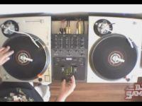 DJ Samrai – Scratch Routine (2009)