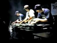 3 DJ's – 1996 Australian DMC DJ Championships