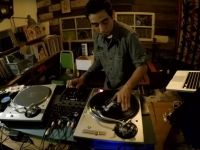 DJ Sheep – Rockwell Scratch Practise
