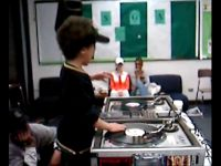 DJ A-Kidd – 5yo Turntablist
