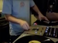 DJ B.Two – 2007 Freestyle Scratching