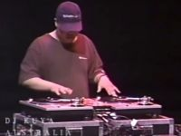 DJ Kuya (AUS) – 1997 World ITF DJ Competition (Advancement Category)