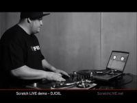 DJ CXL (NZ) Serato Scratch Live Demo