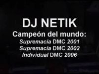 DJ Netik – Old Routines