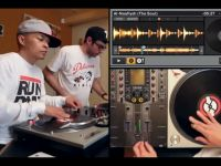 Dj Qbert vs DJ Shiftee vs DJ Rafik on Traktor Scratch Pro 2