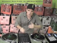 2011 DMC Online World Finals / 6th – DJ Immortal (USA)