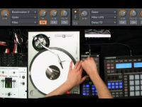 DJ Rafik on Traktor Scratch Pro – Part 1